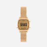 Женские наручные часы CASIO LA670WEMY-9E Gold/Yellow фото- 0