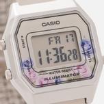 Женские наручные часы CASIO LA680WEA-4C Silver/Multicolor фото- 2