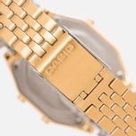 Женские наручные часы CASIO LA680WEGA-4C Gold/Multicolor фото- 3