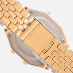 Женские наручные часы CASIO LA680WEGA-9C Gold/Multicolor фото- 3