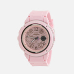 Женские наручные часы CASIO x Hello Kitty Baby-G BGA-150KT-4BER Pink фото- 1