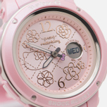 Женские наручные часы CASIO x Hello Kitty Baby-G BGA-150KT-4BER Pink фото- 2