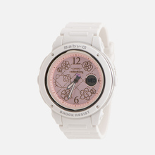 Женские наручные часы CASIO x Hello Kitty Baby-G BGA-150KT-7BER White фото- 1