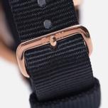Женские наручные часы Daniel Wellington Classic Black Cornwall Rose Gold фото- 3