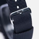 Женские наручные часы Daniel Wellington Classic Black Cornwall Silver фото- 3