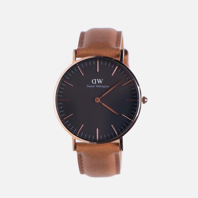 Женские наручные часы Daniel Wellington Classic Black Durham Rose Gold