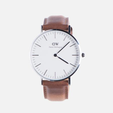 Женские наручные часы Daniel Wellington Classic Durham Silver