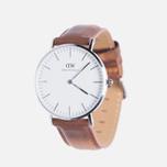 Женские наручные часы Daniel Wellington Classic Durham Silver фото- 1