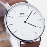 Женские наручные часы Daniel Wellington Classic Durham Silver фото- 2