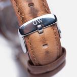Женские наручные часы Daniel Wellington Classic Durham Silver фото- 3