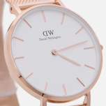Женские наручные часы Daniel Wellington Classic Petite Melrose 32mm White фото- 2