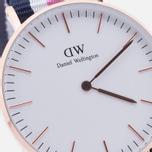 Женские наручные часы Daniel Wellington Classic Southampton Rose Gold фото- 2