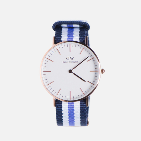 Женские наручные часы Daniel Wellington Classic Trinity Rose Gold