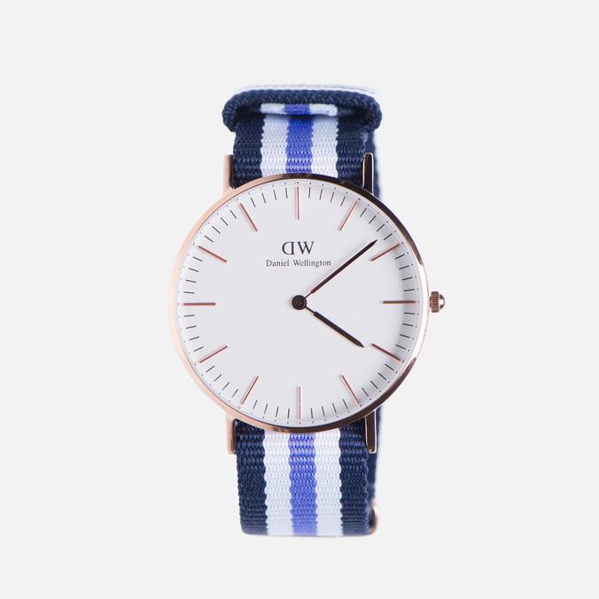 Женские наручные часы Daniel Wellington Classic Trinity Rose Gold