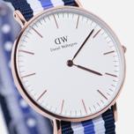 Женские наручные часы Daniel Wellington Classic Trinity Rose Gold фото- 2