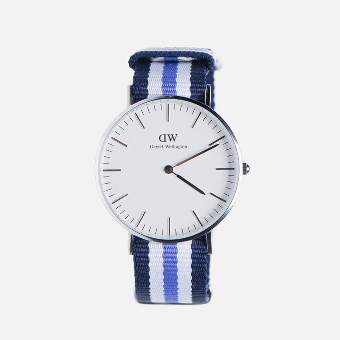 Женские наручные часы Daniel Wellington Classic Trinity Silver