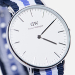 Женские наручные часы Daniel Wellington Classic Trinity Silver фото- 2