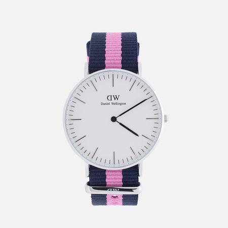Женские наручные часы Daniel Wellington Classic Winchester Silver