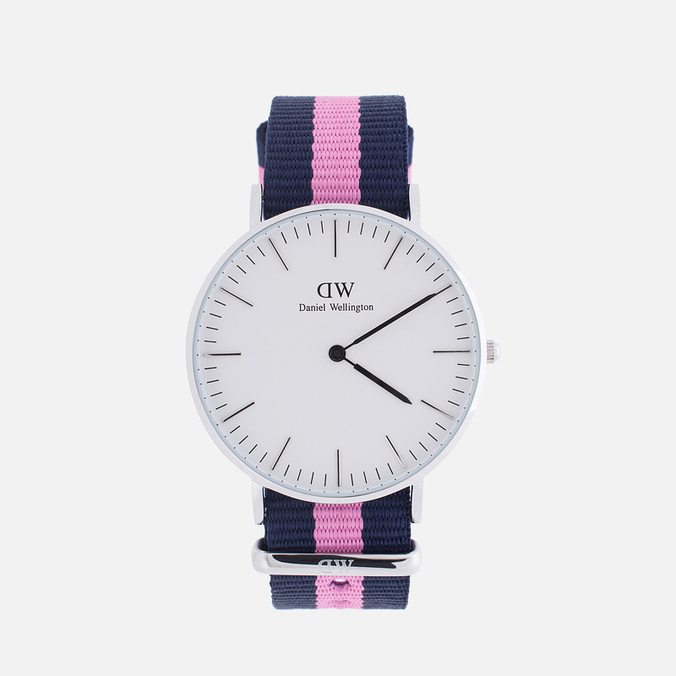 Daniel Wellington Classic Winchester Women's Watch Silver
