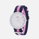 Daniel Wellington Classic Winchester Women's Watch Silver photo- 1