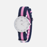 Daniel Wellington Classic Winchester Women's Watch White Dial Silver photo- 1