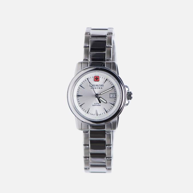 Женские наручные часы Swiss Military Hanowa Recruit Prime Gift Set Silver