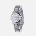 Женские наручные часы Swiss Military Hanowa Recruit Prime Gift Set Silver фото- 1