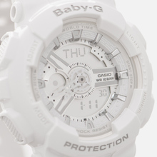 Женские наручные часы CASIO Baby-G BA-110-7A3ER White фото- 2