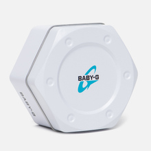 Женские наручные часы CASIO Baby-G BA-110-7A3ER White фото- 4