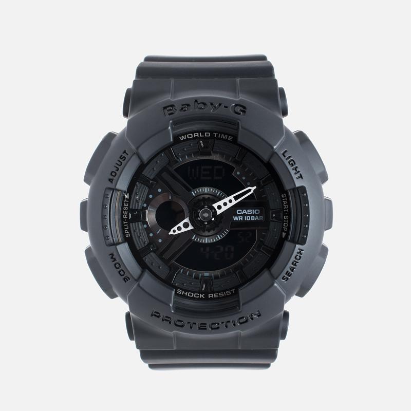 Женские наручные часы CASIO Baby-G BA-110BC-1AER Black