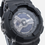CASIO Baby-G BA-110BC-1AER Women's Watch Black photo- 2