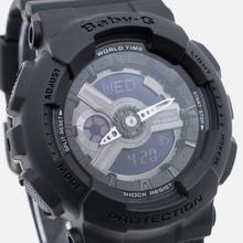 Женские наручные часы CASIO Baby-G BA-110BC-1AER Black фото- 2