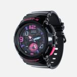 Женские наручные часы CASIO Baby-G BGA-190-1BER Black фото- 1