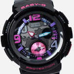 CASIO Baby-G BGA-190-1BER Women's Watch Black photo- 2