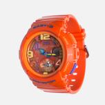 Женские наручные часы CASIO Baby-G BGA-190-4BER Orange фото- 1