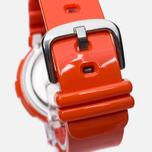 Женские наручные часы CASIO Baby-G BGA-190-4BER Orange фото- 3