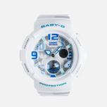 Женские наручные часы Casio Baby-G BGA-190-7BER White фото- 0