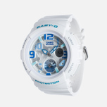 CASIO Baby-G BGA-190-7BER Women's Watch White photo- 1