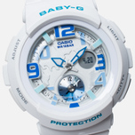 Женские наручные часы Casio Baby-G BGA-190-7BER White фото- 2