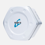 Женские наручные часы Casio Baby-G BGA-190-7BER White фото- 4