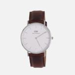 Женские наручные часы Daniel Wellington Classic B St Mawes Silver фото- 0