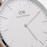 Женские наручные часы Daniel Wellington Classic B St Mawes Silver фото- 2