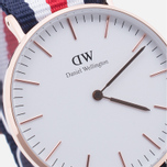 Женские наручные часы Daniel Wellington Classic Canterbury Rose Gold фото- 2