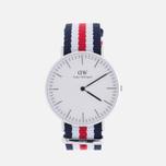Женские наручные часы Daniel Wellington Classic Canterbury Silver фото- 0