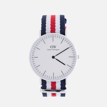 Женские наручные часы Daniel Wellington Classic Canterbury Silver