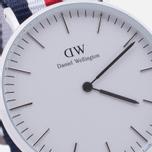 Женские наручные часы Daniel Wellington Classic Canterbury Silver фото- 2