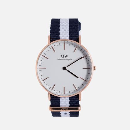 Женские наручные часы Daniel Wellington Classic Glasgow Rose