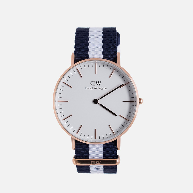 Daniel Wellington Classic Glasgow Women's Watch Rose