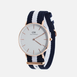 Daniel Wellington Classic Glasgow Women's Watch Rose photo- 1