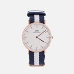 Женские наручные часы Daniel Wellington Classic Glasgow Rose фото- 0